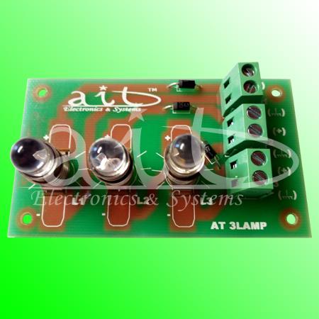 AT-3LAMP / Kit Assemblato