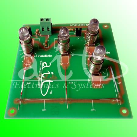 AT-4LAMP/SP / Kit Assemblato