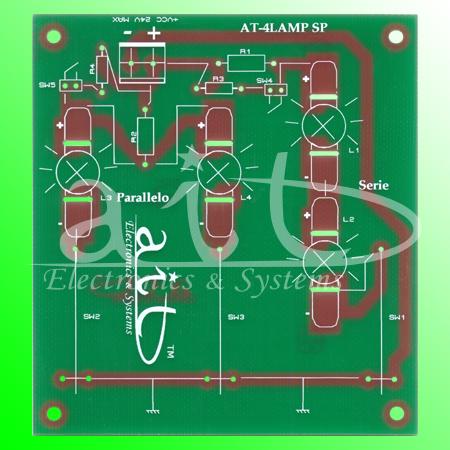 AT-4LAMP/SP / PCB