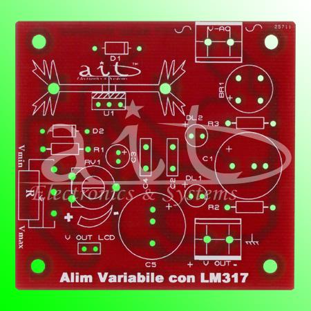AT-317 / PCB