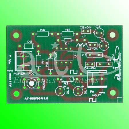 AT-555/50 / PCB
