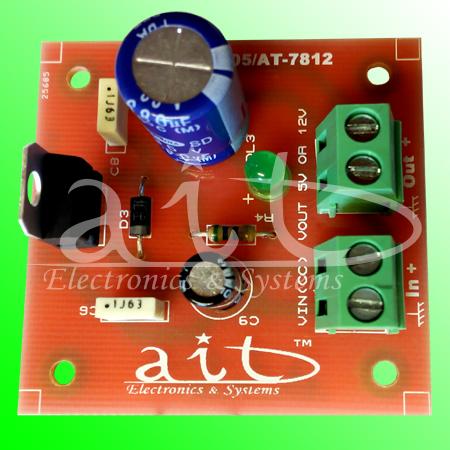 AT-7805 / Kit Assemblato