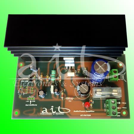 AT-PA7520 / Kit Assemblato