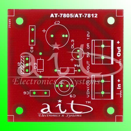 AT-7805 / PCB