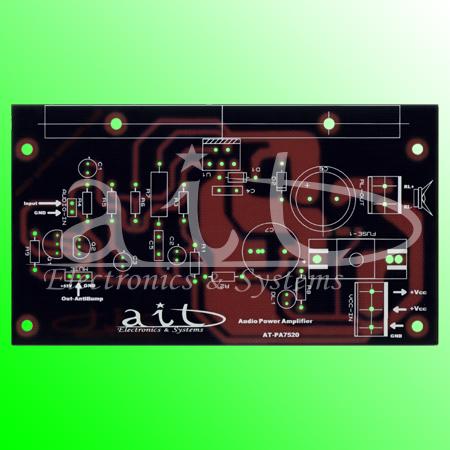 AT-PA7520 / PCB
