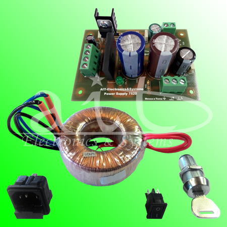 AT-PS7520 / Kit Completo