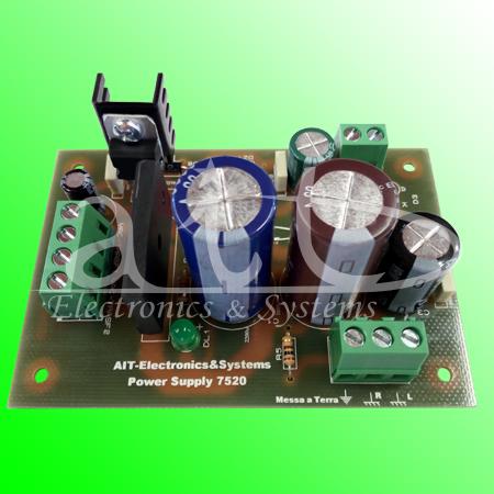AT-PS7520 / Kit Assemblato
