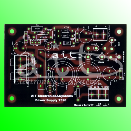 AT-PS7520 / PCB