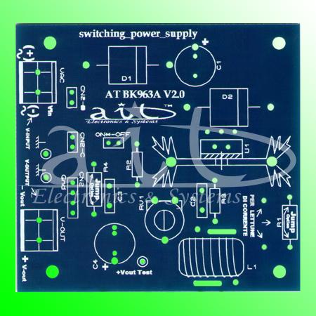 AT-BK963A v2.0 / PCB